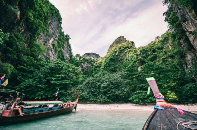 Viajar por Tailandia con todos los gastos pagados ¿Te interesa?