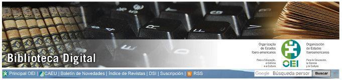 Biblioteca Virtual de la Organización de los Estados Iberoamericanos