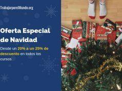 oferta especial de navidad TrabajarporelMundo.org