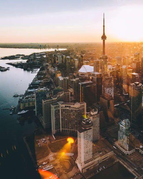 vivir y trabajar en Canadá