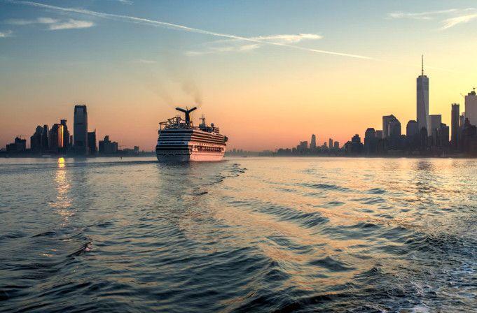 Princees Cruises empleo en cruceros