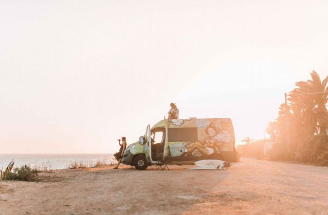 ¿Quieres recorrer Europa gratis en autocaravana?