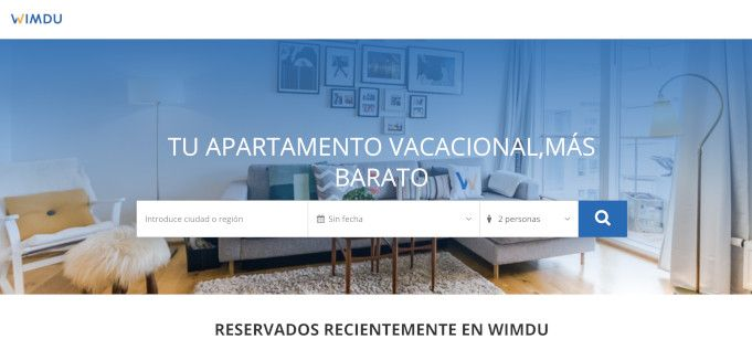 Wimdu una alternativa a Airbnb