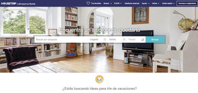 housetrip alternativa a Airbnb