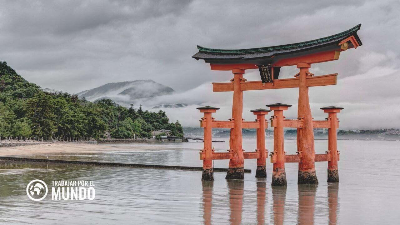 Becas Vulcanus practicas en Japón