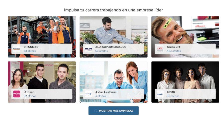 Infojobs empresas