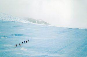 Se buscan 5 voluntarios para pasar un mes en la Antártida con todos los gastos pagados