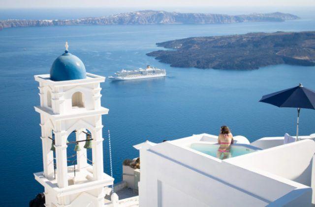 Viajar a Mykonos Grecia todos los gastos pagados