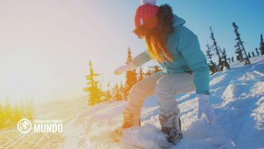 Trabajar en estaciones de esquí de España
