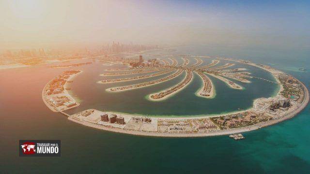 cuidar un Palacio Dubai