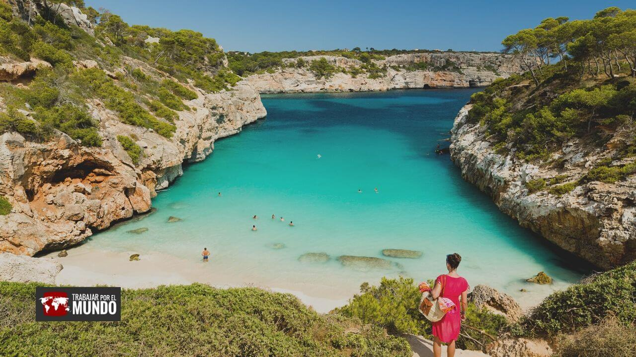 Se busca pareja para trabajar en Mallorca