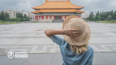 becas para estudiar estudiar en Taiwán