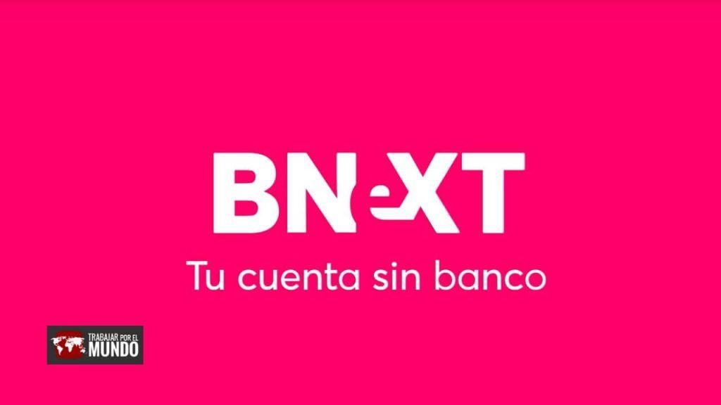 Bnext tarjeta para sacar dinero en el extranjero sin comisión