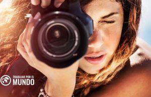 Oportunidades para trabajar como Fotografo viajes