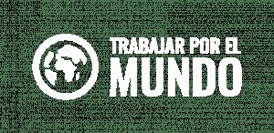 Logo transparente trabajar por el mundo