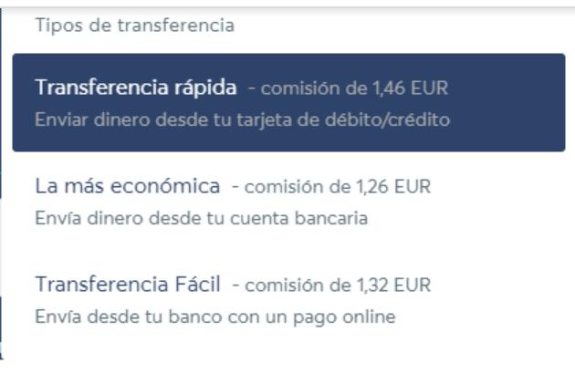 La cuenta multidivisa de TransferWise