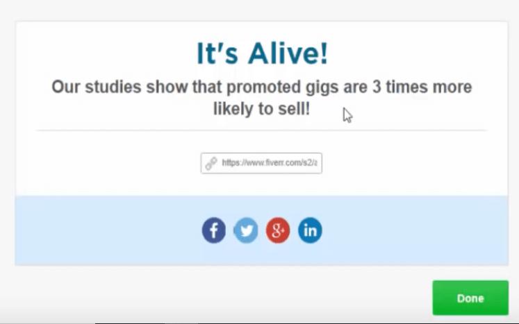 Ya puedes generar ingresos en Fiverr