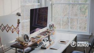 Cómo recrear un ambiente de oficina cuando trabajas desde casa
