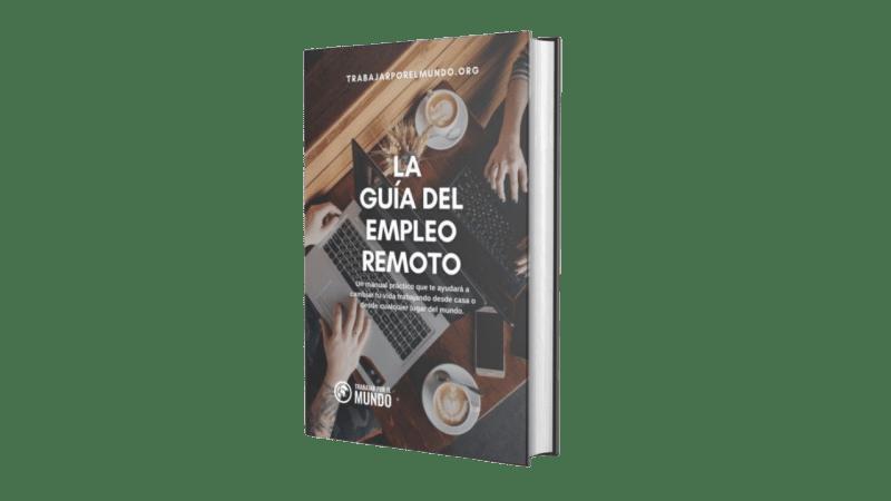 Guía del Empleo Remoto fondo transparente
