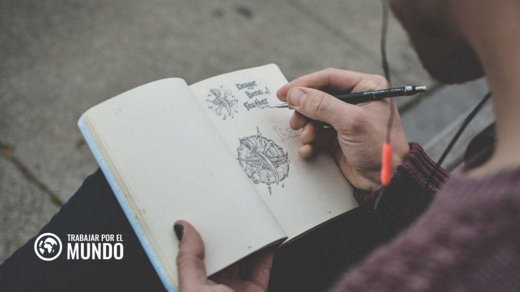 ganar dinero dibujando