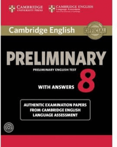 Cambridge English: Preliminary English Test: 8