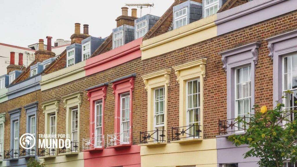 cuidar una casa en Londres por 70000 euros