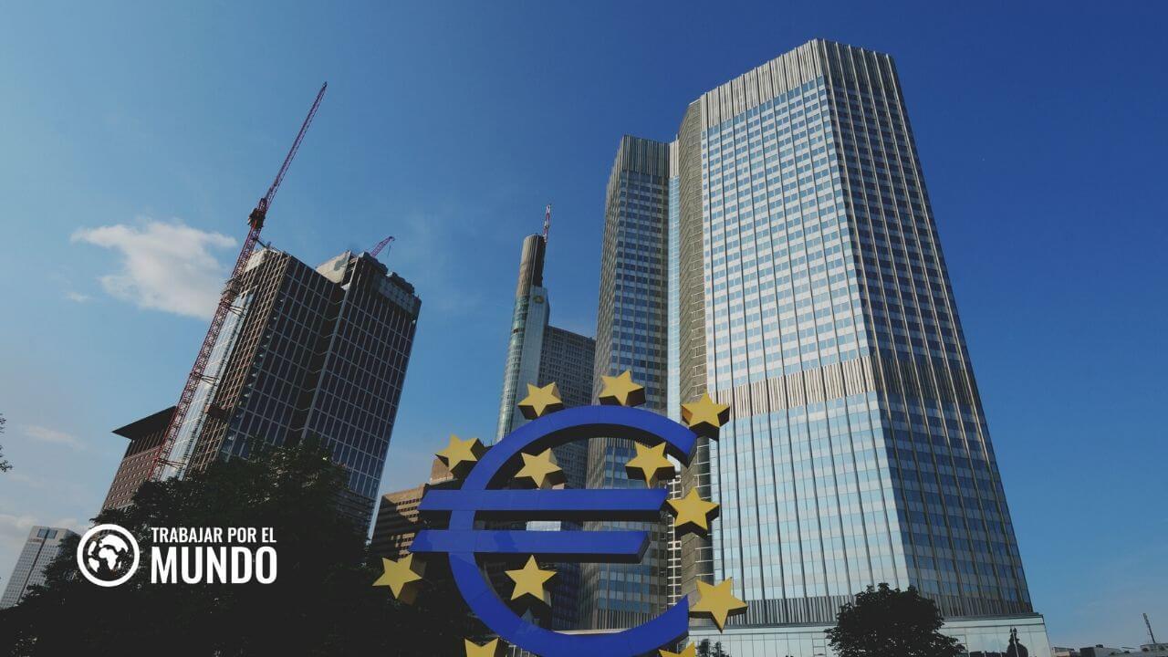 Practicas Banco Central Europeo BCE