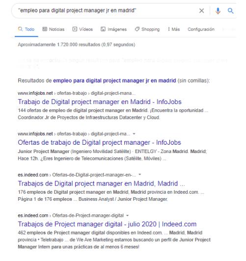 Cómo buscar en Google trucos