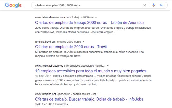 Cómo buscar en google de forma correcta
