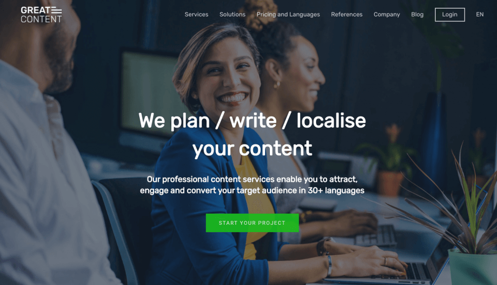 GreatContent Cómo ganar dinero escribiendo artículos por Internet