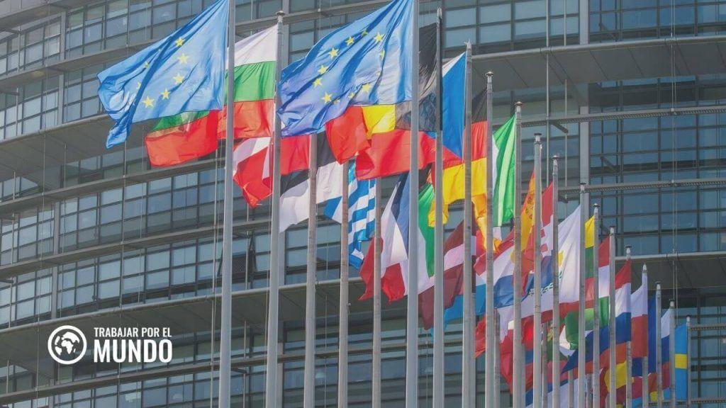 Países de la Unión Europea