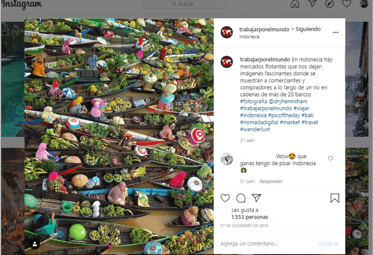 Plataformas blog gratis Instagram