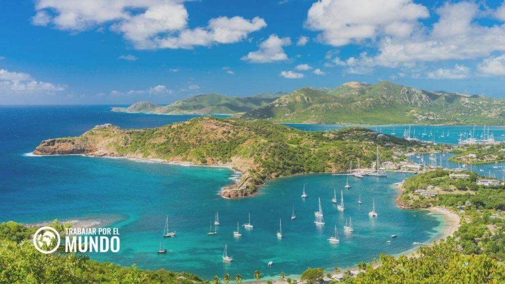 Antigua y Barbuda busca personas para trabajar en remoto
