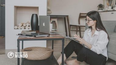 Microsoft permite a sus empleados trabajar desde casa