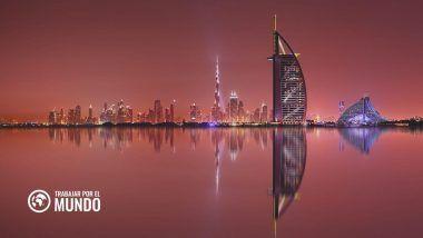 visa trabajar en remoto Dubai