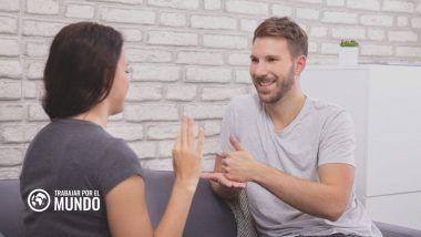 Curso de Lengua de Signos Gratis