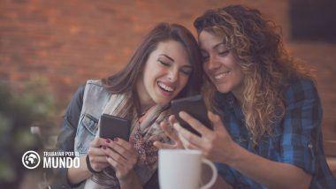 redes sociales en la búsqueda de empleo