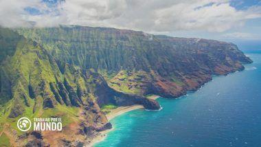 viajar a Hawái y trabajar en remoto