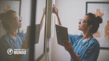 curso de inglés gratis para enfermeros con el que puedes aprender los términos y frases usarlas en tu profesión