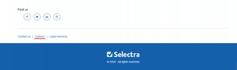 Careers Selectra