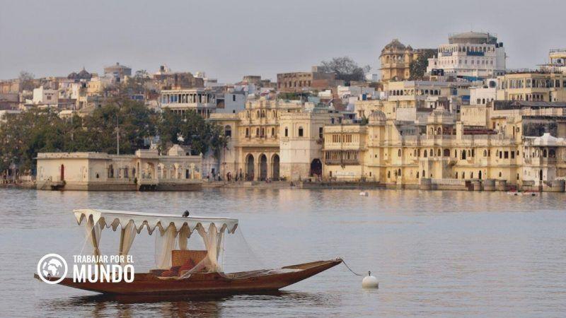 Udaipur India Nómada Digital