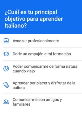 Busuu app móvil aprender idiomas