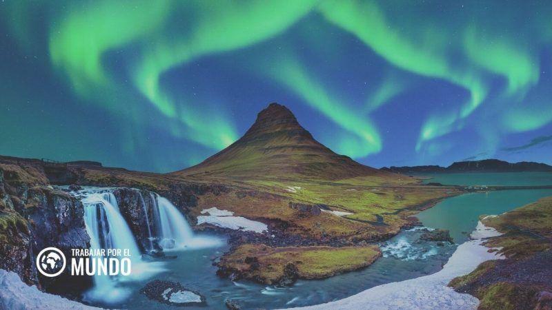 Visa para trabajar en Islandia como nómada digital