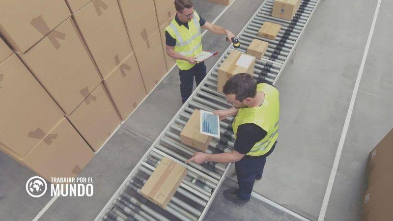 Empleo Murcia Amazon