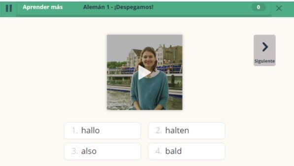 Memrise aprender idiomas online