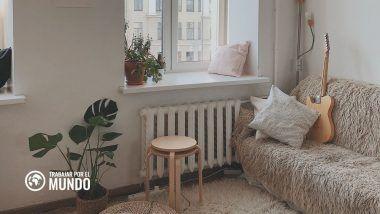 Cómo alquilar un piso o habitación antes de mudarte
