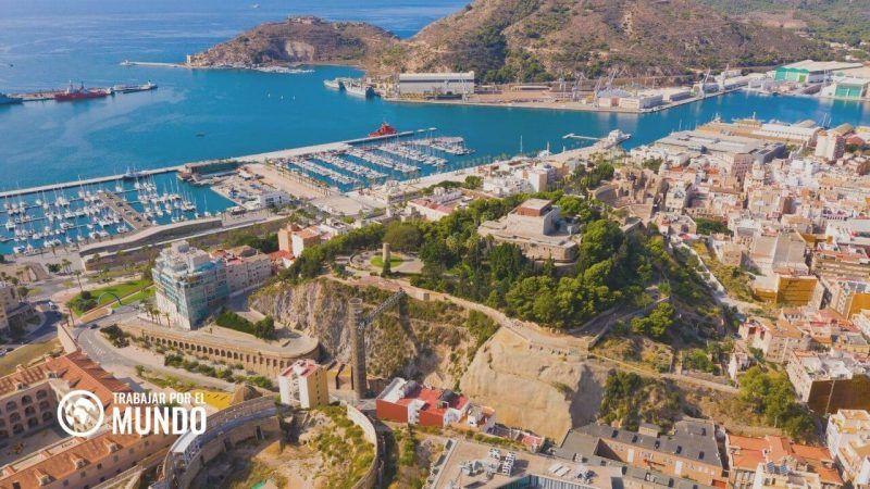 Sefcarm empleo en Murcia